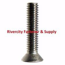 (1) 1/4-20x3 Phillips Flat Head Machine Screws Stainless Steel 1/4 x 3