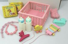 My Little Pony Vintage 1980's G1 Baby Items Lot