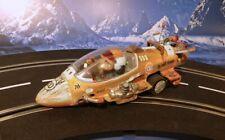 E.T. FANTASY ROCKET 132 /124 Unikat Handmade Art auf Carrera Digital/Analog