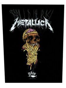 Metallica Back Patch Strings Black 29.5 x 36cm