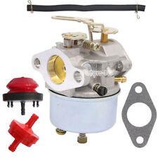 Carburetor for Tecumseh 632113A  632113 fits HS40 HSSK40 Snowblower Engine Carb