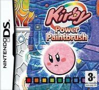 Nintendo DS Spiel - Kirby Power Paintbrush mit OVP