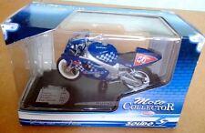Suzuki GSX-R racing - Blue - Présentation #46 - Solido (1/18st)