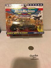 Military Micro Machines WW2 Classics #20 NEW 1995 War Series