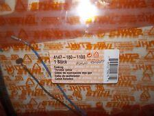 Genuine Stihl Throttle cable FS410C,FS360,FS460 4147-180-1100
