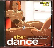 AFTER DANCE - DANCE DJ - CD COMPILATION [2128]