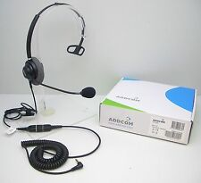 ADD300/07 Headset with 3.5mm Plug for Alcatel 4028 4029 4038 4039 4068 IP-Touch