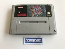 Sim City - Super Nintendo SNES - PAL FRA