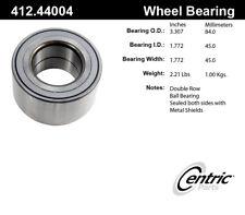 Wheel Bearing-C-TEK Bearings Front Centric 412.44004E