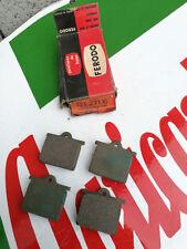 DESTOCKAGE! kit plaquette de frein ARRIERE CITROEN GS