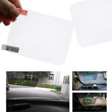 "Car Head Up Display HUD Film Protective Reflective Screen 5.9"" * 4.9"" US R4R9"