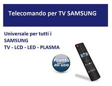 telecomando universale per tutti i TV televisori SAMSUNG -  Pronto all'uso.