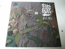 This Is Hell Black Mass LP sealed Mint includes Mp3 download 2011 Rise