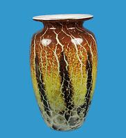 !! Unikat aus Versuch !! WMF IKORA - Kristall Unica Vase um 1930 seltenst