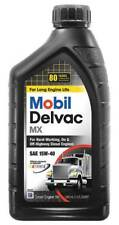 MOBIL 112617 Diesel Engine Oil, 1 Qt, SAE Grade 15W-40