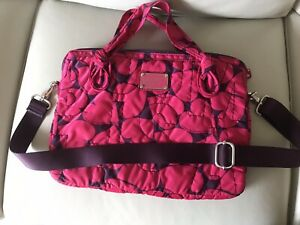 """Marc By Marc Jacobs Laptop Bag 16""""x10.5x1.5"""" Very Good Condition No Issues"""