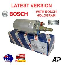 GENUINE BOSCH 044 RACING EXTERNAL FUEL PUMP E85 UNIVERSAL WITH BOSCH HOLOGRAM