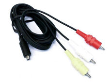 Original Sony VMC-15FS AV Cable 10-Pin S-Video RCA for MicroMV MiniDV camcorders