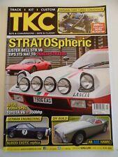 Track Kit Custom TKC magazine - July/Aug 2017 - Stratos - Ace Hawk - Ford Turbo