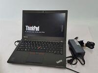 "Lenovo ThinkPad X250 Laptop Computer i5 5-5300U 500GB HDD 8GB 12.5"" No OS **"
