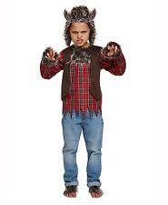 Children S Halloween Werewolf Fancy Dress Costume 7 - 9 Years Medium