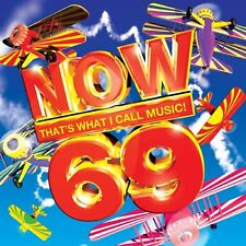 NOW 69 THAT'S WHAT I CALL MUSIC Hits Tracks Original Audio CD Brand New Sealed
