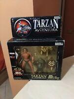 Tarzan Il Guerriero Con Cheetah Giochi Preziosi Vintage