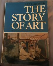 The Story Of Art By E H Gombrich Pre Owned Paperback 1972