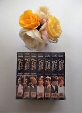Upstairs Downstairs The Premiere First Season 7 VHS Video Tapes Set NEW SEALED