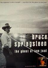 Bruce Springsteen 1995 original Advert The Ghost Of Tom Joad
