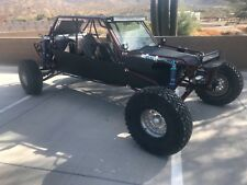 supercharged chevy sandrail 4 seat street legal show car dune buggy rzr utv vw