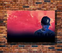 Art Chance the Rapper Acid Rap Music -20x30 24x36in Poster - Hot Gift C517