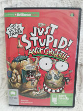 The Just: Just Stupid! A load of stupid stories by Andy Griffiths - Audiobook CD
