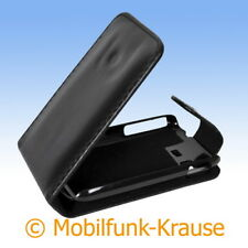 Flip Case Pouch Mobile Bag Case F. Samsung gt-s5300/s5300 (Black)