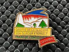 pins pin BADGE VILLE VILLAGE FRANCHE COMTE GROTTE DE LA GLACIERE