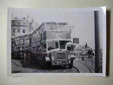 ENG1901 - 1960s BRIGHTON HOVE & DISTRICT OMNIBUS Co - BUS No45 PHOTO