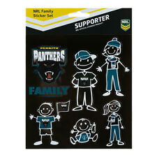 NRL Penrith Panthers Family stickers ***Official NRL Merchandise***