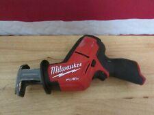 Milwaukee 2520-20 12V M12 FUEL Brushless Hackzall Reciprocating Sawzall 770