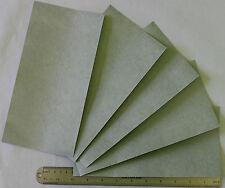 "Fish Paper CG100510-LGS Insulating FishPaper Sheets 5"" x 10"" Qty 5 (Buy USA)"