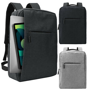 18 Inch Laptop Backpack USB Charging Anti-theft Rucksack Notebook School Travel