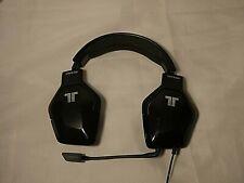 Mad Catz Tritton Detonator Headset Headphones w Mic & RCA/ fits Xbox 360 cell PC