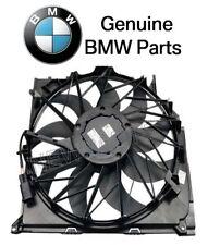 For BMW E83 X3 04-10 600W Cooling Fan Assembly w/ Shroud Genuine 17-11-3-442-089