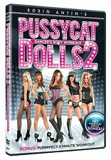 Pussycat Dolls 2 (2011) Dancer's Body Workout Robin Antin NEW SEALED UK R2 DVD