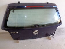 VW Polo 6N Heckklappe blau 6N0827025AD