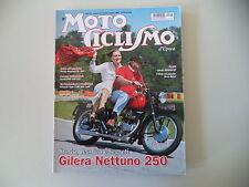 MOTOCICLISMO D'EPOCA 10/2009 GILERA NETTUNO/HARLEY SS 350/MOTO GUZZI SPORT 500