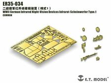ET Model 1/35 #ER35034 German Infrared Night-Vision Devices Type.1