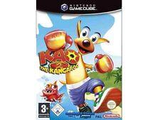 # Kao THE KANGAROO-Round 2 (tedesco) Nintendo GameCube/GC GIOCO-TOP #