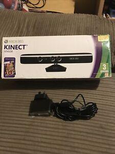 Xbox 360 Kinect Sensor Bundle With Games