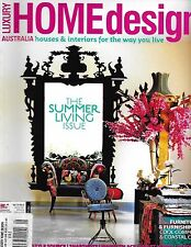 Luxury Home Design magazine Houses and interiors Furniture and furnishings