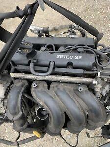 Ford Fiesta 02-08 Mk6 1.6 Petrol Engine FYJA 89k